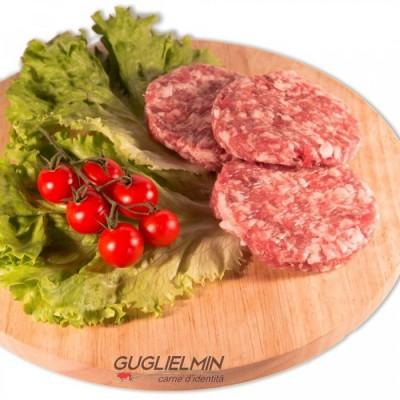Hamburger Di Salsiccia