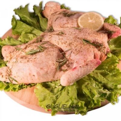 Pollo Alla Diavola (kg 1,3...